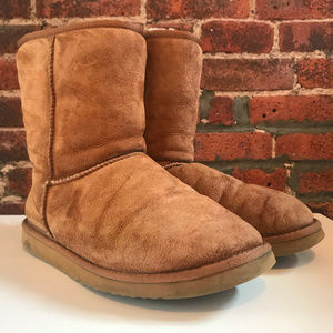⚡️UGG CLASSIC SHORT II BOOTS [PRE-OWNED, SIZE 9]⚡️